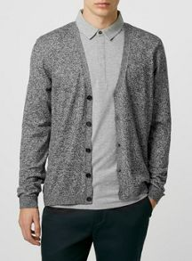 Topman Essential v neck cardigan