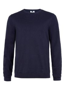 Essential crew neck jumper