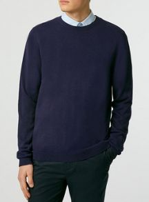 Topman Essential crew neck jumper