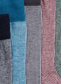 Topman Multi 5 pack socks