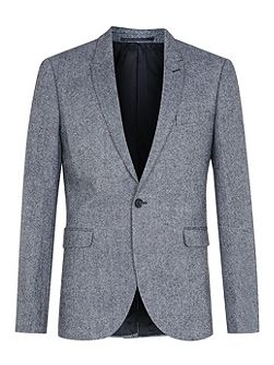 Birsdeye Skinny Fit Suit Jacket
