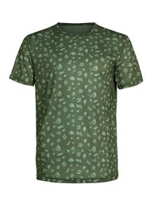 Topman Short sleeve pattern t-shirt