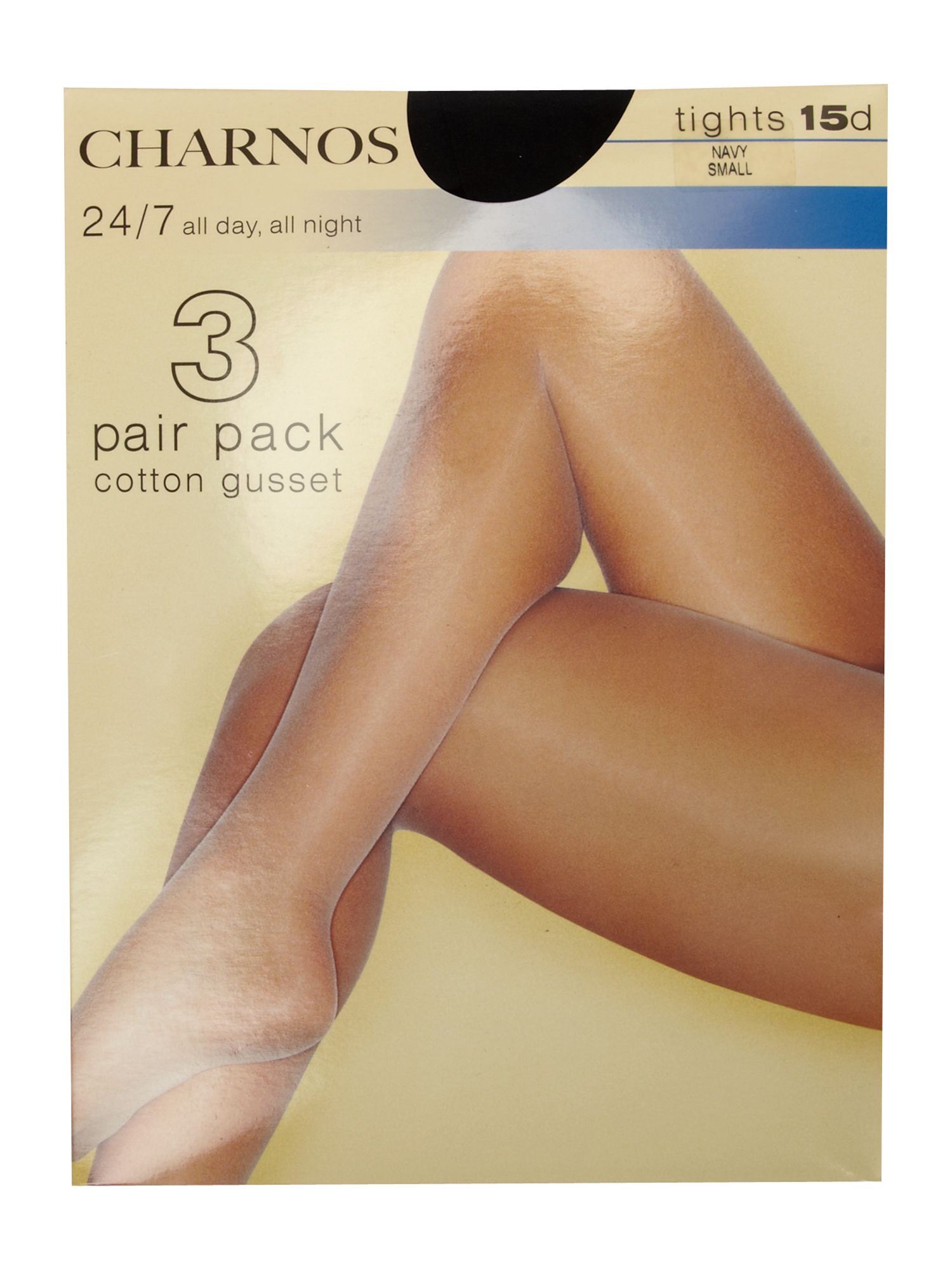 Sheer 3 pack tights