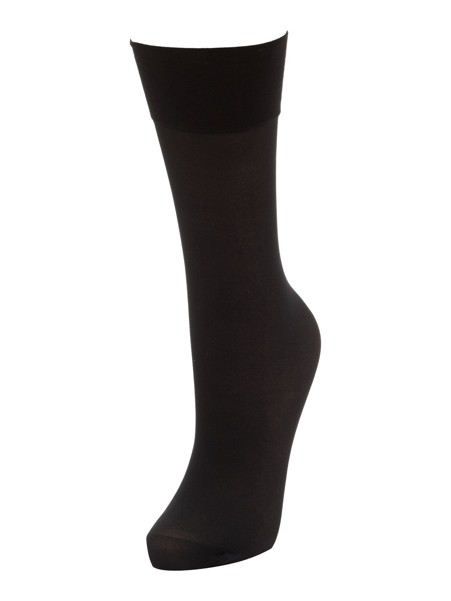 Sheer 15 Denier knee highs 5 pair pack