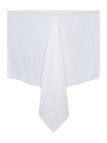 Linea Satin Border Tablecloth