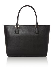 Love Moschino Black large tote bag