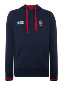 England Rugby Hooded Jumper