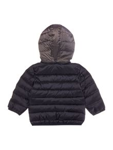 Boys Padded Jacket with Detachable Hood