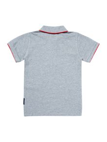 Boys Short Sleeved Polo