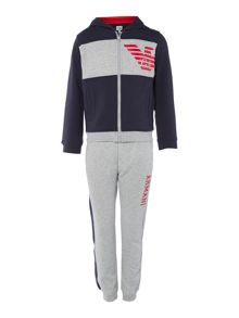 Boys Track Suit Set