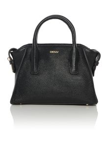 Chelsea vintage black mini satchel bag