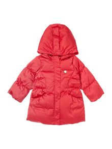 Armani Junior Girl Padded Jacket