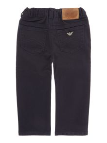 Armani Junior Boys 5 Pocket Trouser