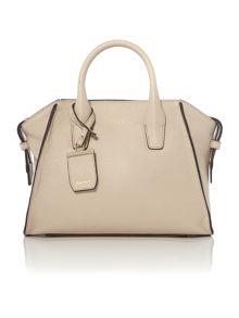 Chelsea vintage neutral medium satchel bag