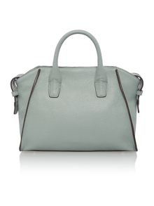 Chelsea vintage light blue medium satchel bag