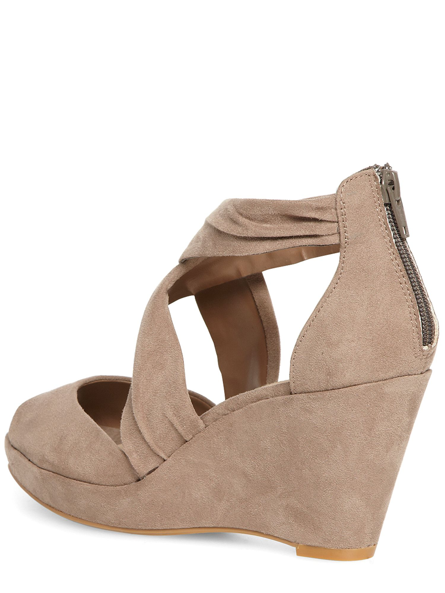 Mid Heel Wedges