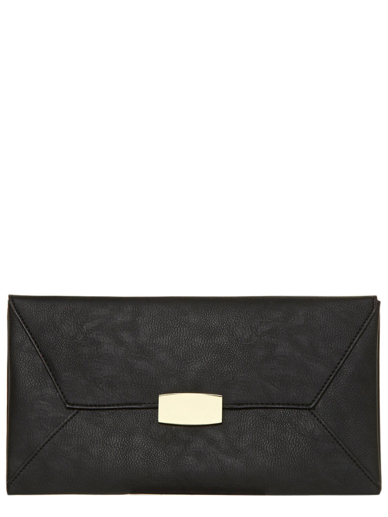 Lock Envelope Clutch