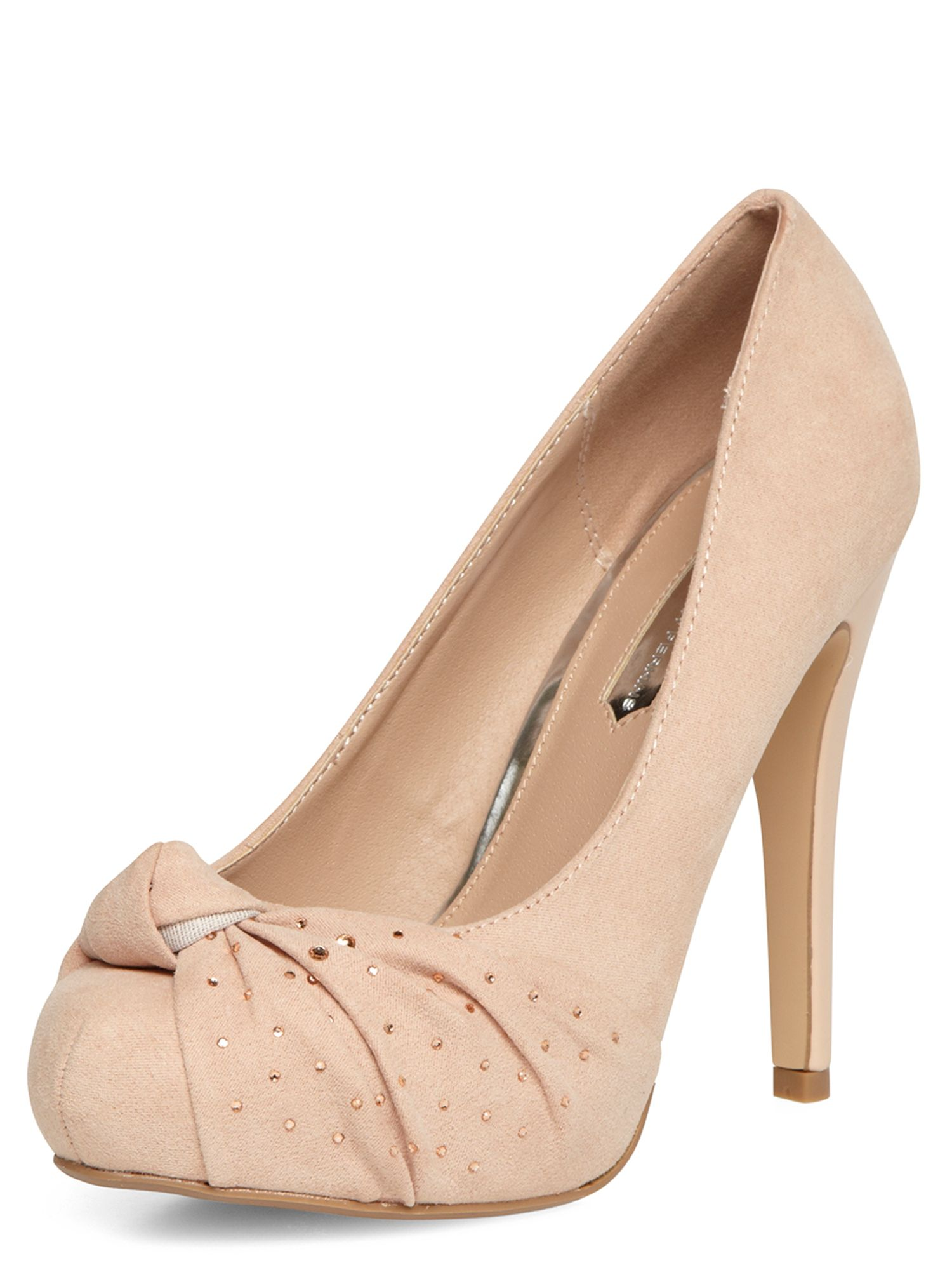 Gem Knot High Court Shoes
