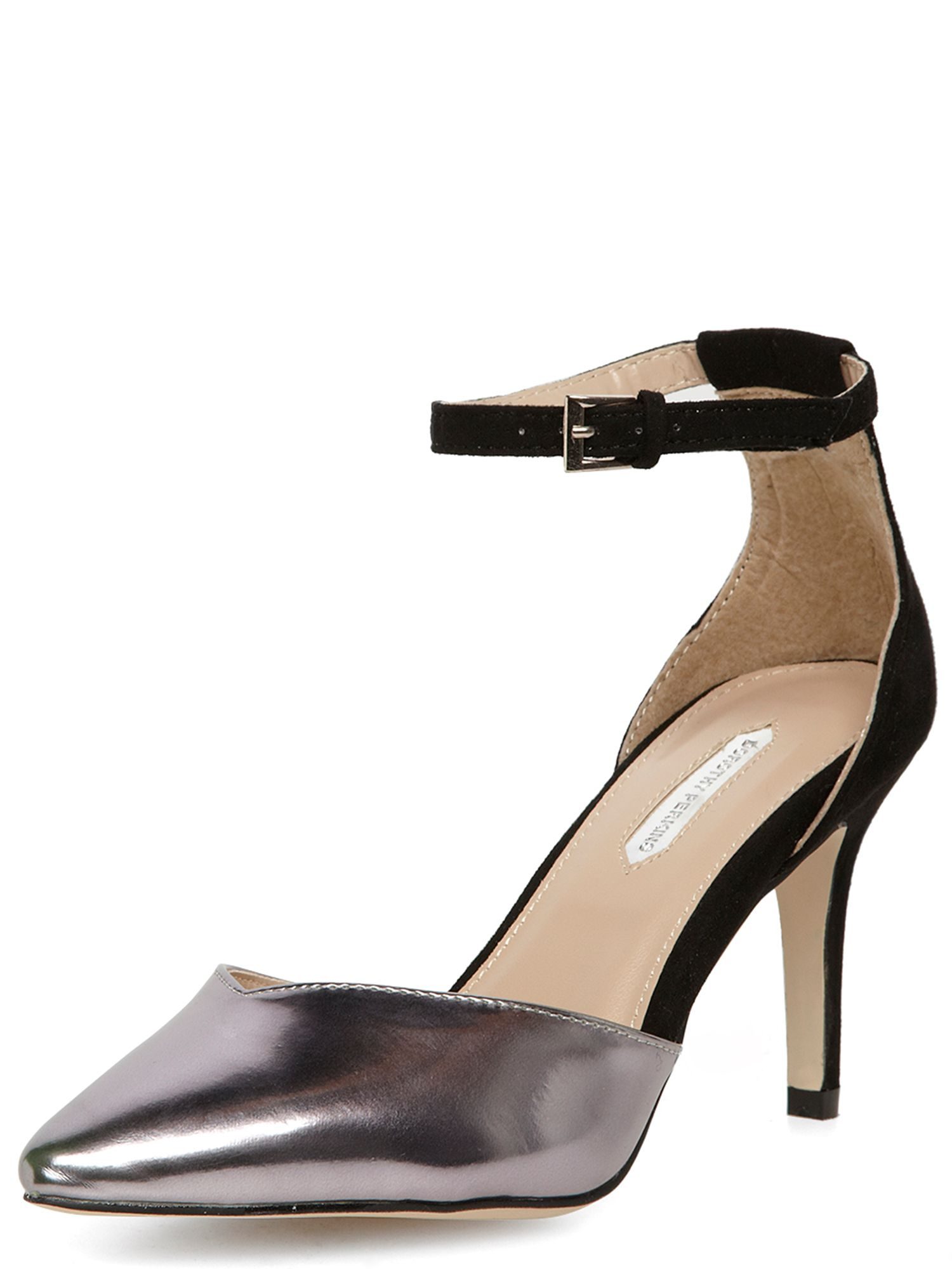 Ankle Strap Point Court