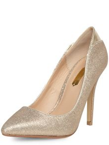 Glitter Pointed Court