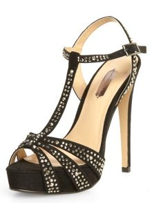 Diamante High Sandal