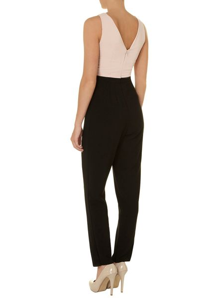 Dorothy Perkins Cross front jumpsuit