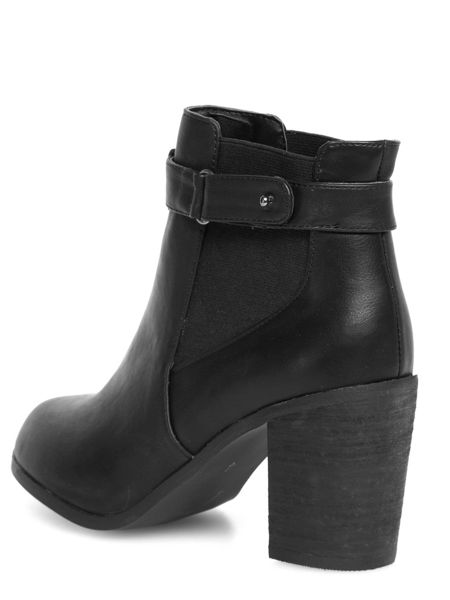Dorothy Perkins Heeled Ankle Boots With Straps