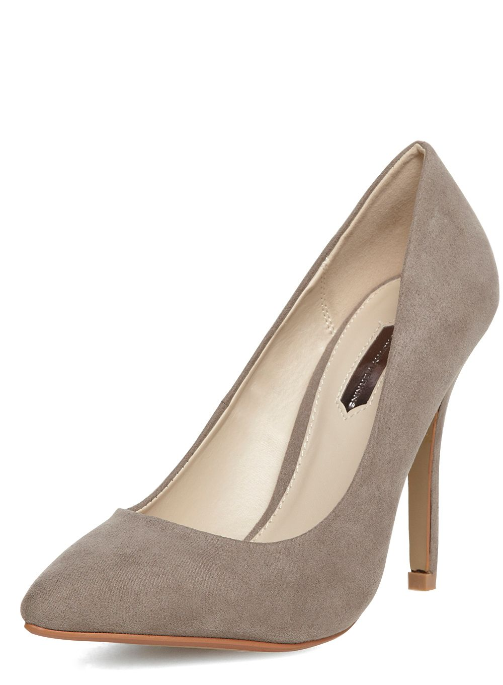 High Heel Pointed Court