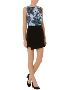Luxe Stencil Playsuit