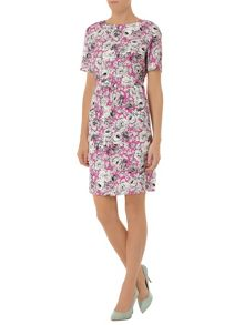 Fit and Flare Smock Dress