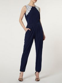 Luxe Embellished Jumpsuit
