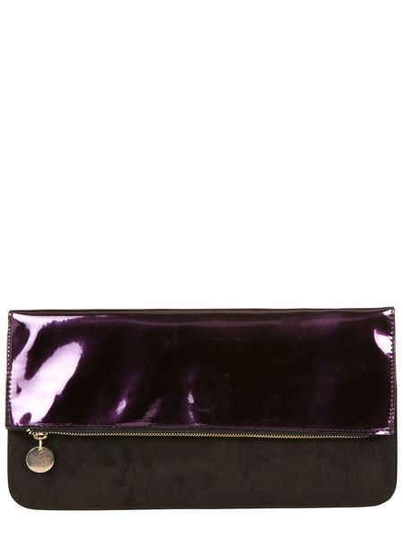 Dorothy Perkins Hologram Clutch Bag