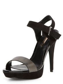 High Strappy Sandal