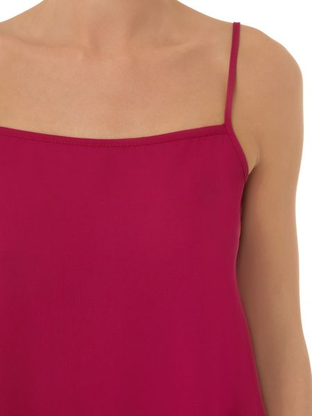Dorothy Perkins Straight Neck Camisole