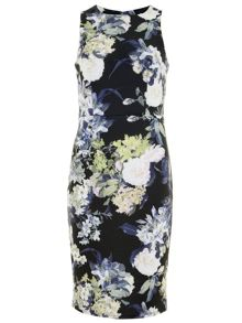 Eden Floral Pencil Dress