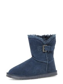 Banks Suede Boots