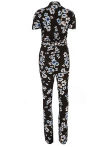 Tall Poppy Print Jumpsuit