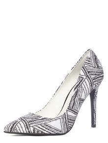 Print High Pointed Court