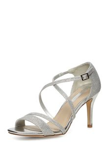 Blitz Strappy Sandals Perfect For Weddings