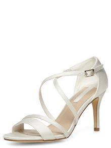 Snake High Slingback Court Shoe