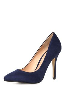 Edith Pointed Court Shoe