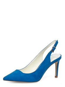 Slingback Pointed Court