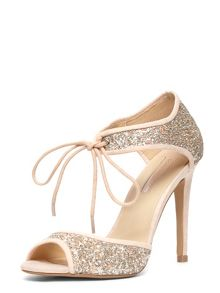 High Peep Toe Court