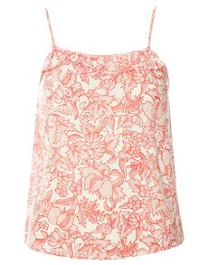 Dorothy Perkins Dotty Floral Print Camisole Top