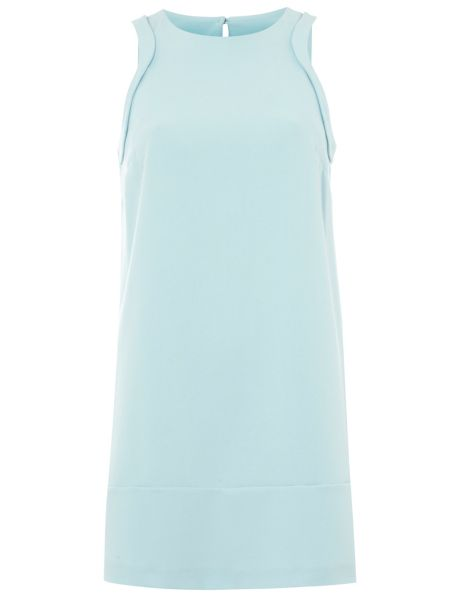 Dorothy Perkins Petite Scallop Dress