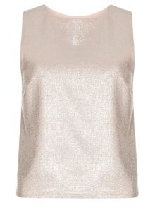 Petite Shimmer Top