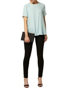 Dorothy Perkins Luxe Cutabout Blouse