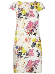 Billie and Blossom Floral Shift Dress
