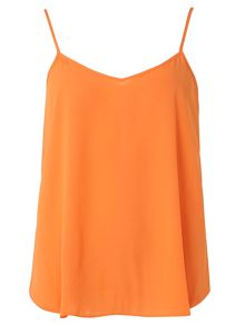 Dorothy Perkins Inverted Pleat Camisole