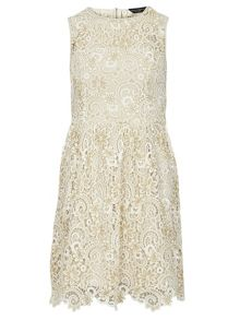 Dorothy Perkins Lace Prom Dress